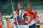 V předvánoční předehrávce 30. kola hodonínští Drtiči na svém ledě porazili Moravské Budějovice 6:3. Vrátili jim tak předchozí dvě prohry.