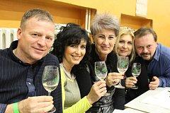 V Moravanech odstartovala sezona vinařských koštů na Hodonínsku.