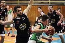 První porážka hodonínských basketbalistů.