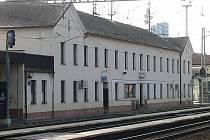 Hodonínské vlakové nádraží. Ilustrační foto.