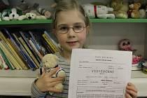 Vysvědčení v základní škole Na Pohodu obsahuje místo známek slovní hodnocení.