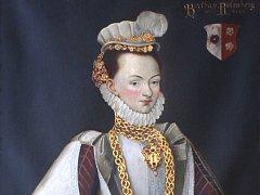 Předobrazem Bílé paní se stala Perchta z Rožmerka.