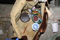 Policistům se podařilo koncem května zadržet osmadvacetiletou ženu dealerku z Hodonína, která vařila drogu doma na sporáku.
