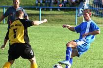 Sokol Kněždub – Sokol Vlkoš 2:0 (0:0)