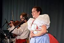 Mladá zpěvačka Jana Otáhalová ze Starého Poddvorova vydala a pokřtila své první CD. Jmenuje se Ej, až budu veliká.