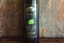 Titul slováckého šampiona za nejlepší víno získaly Vinné sklepy Skalák za loňský Pinot Gris.