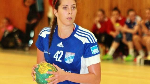 Mladá slovenská spojka Jasmínka Vargová dala Veselí nad Moravou přednost před angažmá v ŠKP Bratsilava.