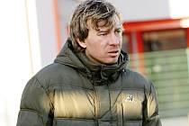 Trenér prvoligových fotbalistek Slovácka Petr Vlachovský.