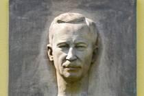 Pamětní deska Josefa Kudely.