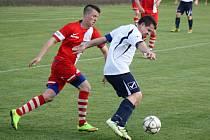 Fotbalisté Vacenovic patří k favoritům I. B třídy skupiny C.  Novou sezonu zahájili domácí výhrou 2:1 nad Mikulovem.