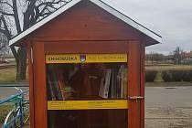 Knihobouda ve Vracově má velký úspěch. FOTO: Archiv spolku