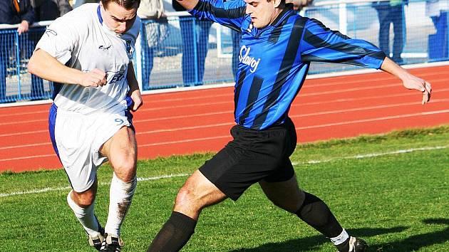 Fotbalisté Kyjova porazili Rohatec.
