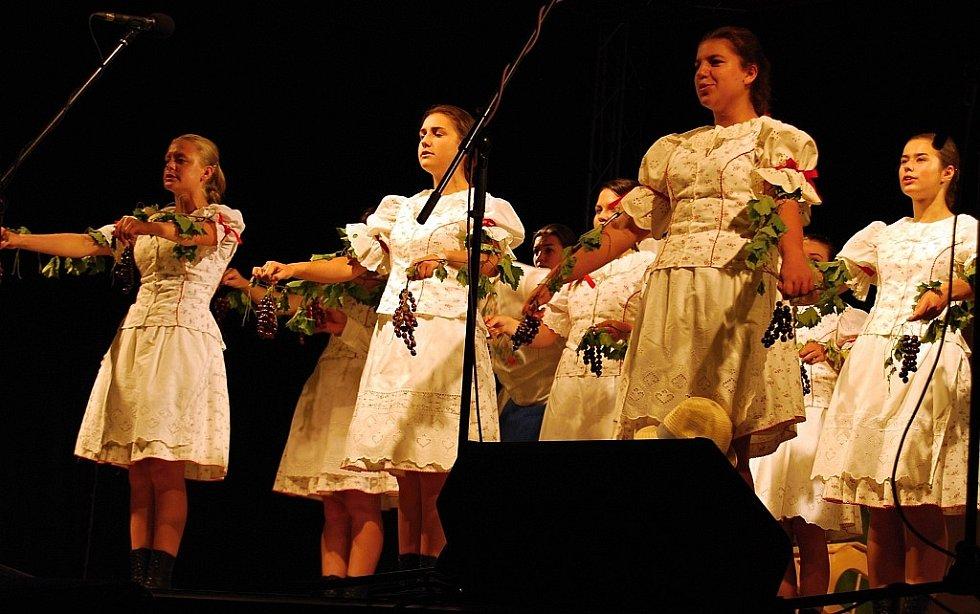 Boršická Pentla získala cenu za nejlepší choreografii.