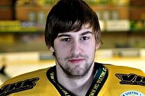 Hokejový bankář druholigového Vsetína Petr Hromada navštívil i s kamarády Hodonínsko.