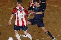 Futsalisté Hodonína remizovali v rámci 14. kola 2. ligy Východ s ostravskou Mikeskou 2:2