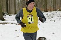 Známý okresní vytrvalec Miroslav Kadlec skončil v Ostravě na Novoročním maratonu druhý.