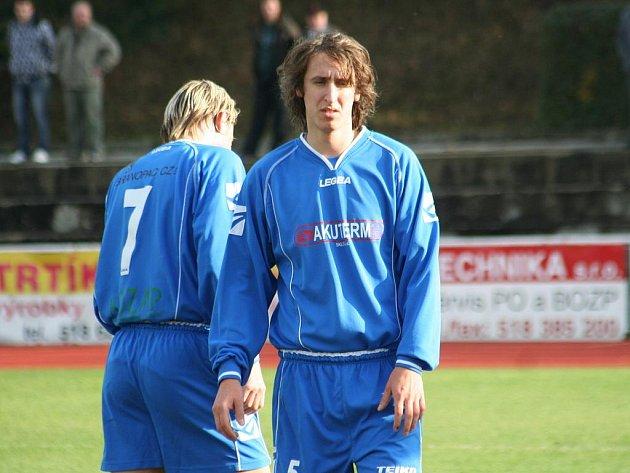 Fotbalisté Kyjova