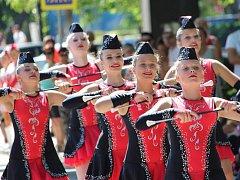 Kyjovské mažoretky Dejna na letošním mistrovství Evropy v bulharské Albeně získaly šest zlatých, dvě stříbrné a tři bronzové medaile.