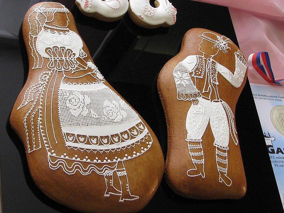 Bzenecké cukrářky bodovaly na mistrovství republiky.