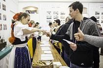 Fotografie zminulého fašankového ročníku ve Veselí nad Moravou. FOTO: Vojtěch Peša