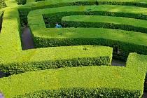 Labyrint. Ilustrační foto