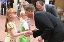 V Kyjově ocenili děti za známky i za ochotu