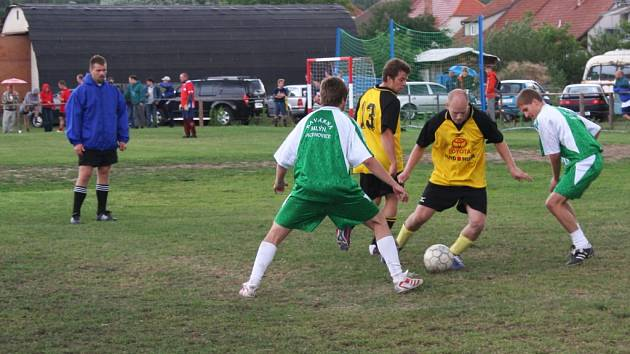 Vacenovice viděly pátý Letocha Cup