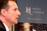 Hodonín 27.3.2019 - setkání se starostou města Hodonín