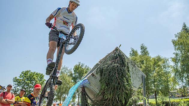 Ondřej Krúpčik už v juniorské kategorii přivezl medaile z mistrovství Evropy i světa.