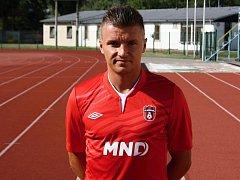 Záložník Ondřej Paděra se stal hrdinou sobotního zápasu Hodonína v Uherském Brodu, kde hosté se štěstím zvítězili 1:0.