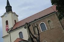Kostelec u Kyjova.