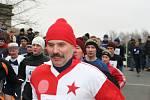 Štěpánský běh Kyjovem.