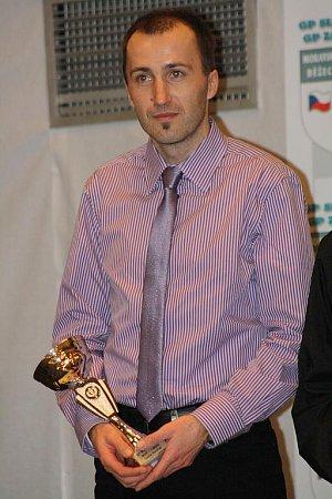 Vítěz společného Moravslo-slovenského běžeckého poháru 2011Luděk Durďák.