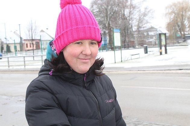 Ilona Průšová, 39let, rodičovská dovolená