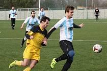 Fotbalisté FC Veselí nad Moravou si v přípravě na jarní mistrovské boje zatím připsali dvě divoké remízy s Holíčem a Lanžhotem.