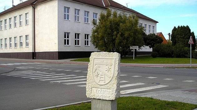 Obec Lužice. Ilustrační fotografie.