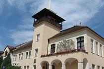 Vracovská radnice