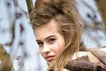 Sabrina Múčková z Veselí nad Moravou je jednou z deseti finalistek Dívky roku 2017.