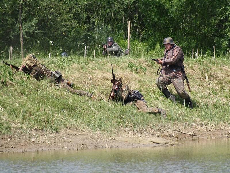 3. ročník Vlkošských dnů vojenských tradic.