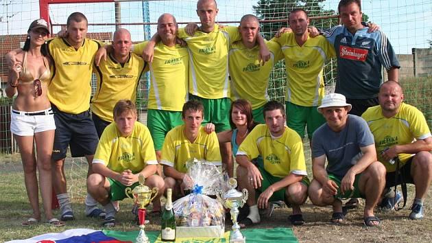 Vítěz Letocha cupu 2010 Franka Tour Prešov.