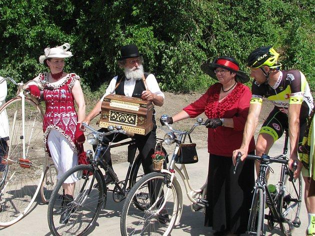 Trasa cyklostezky Ždánicko vede přes pět obcí.