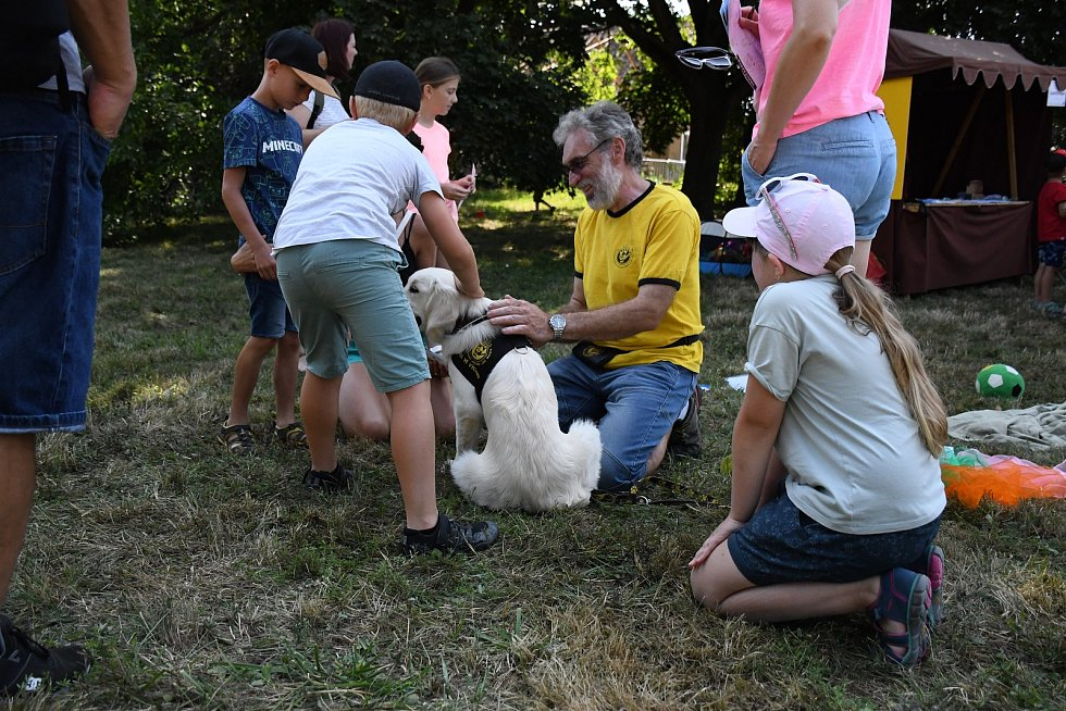 Pes jako pomocník, ochránce a kamarád, takové bylo motto víkendové akce ve Skanzenu Strážnice.