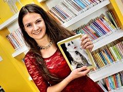Hodonínská spisovatelka Žaneta Voldánová vydala novou knihu s názvem Liga krásných.