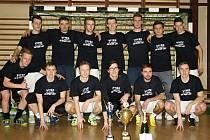 Tým Young Boys poprvé ovládl JM Sport ligu. Parta složená z šardických odchovanců ve finále porazila Beastie Boys 6:4 po prodloužení.