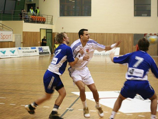 Přípravné zápasy se Slovenskem