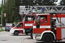 Hodonínští hasiči. Ilustrační foto.