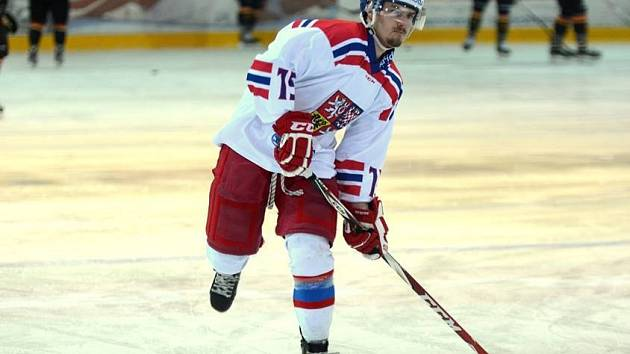 Hodonínský odchovanec Aleš Dufek se příští týden představí na Zimním stadionu Václava Nedomanského, který hostí turnaj čtyř zemí hráčů do 19 let.