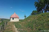 Cyklovýlet na trase Slavkov - Bzenec trval zhruba 5 hodin.
