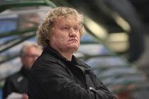 Hodonínští hokejisté (oranžové dresy) v prvním domácím přípravném zápase přivítali Kometu Brno B.