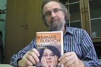 Otec Semináře ruských filmů a ředitel hodonínského domu kultury Marcel Řimák.